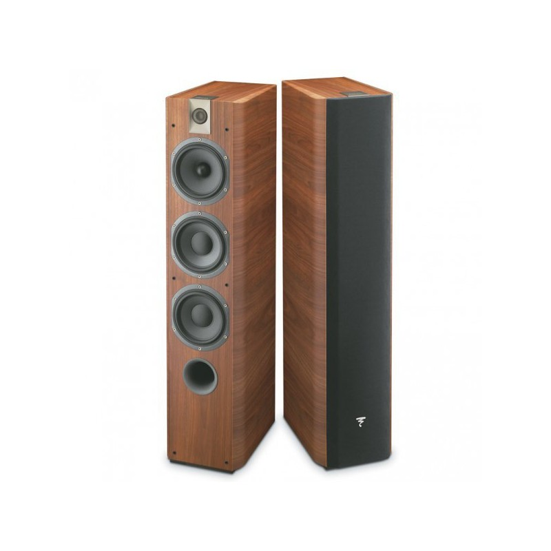Focal Chorus 726 walnut