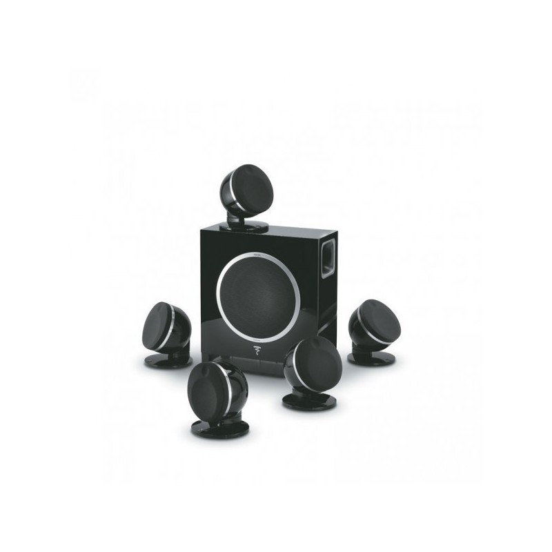 Focal Dome 5.1 black