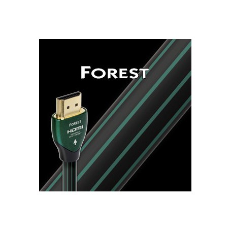 Audioquest Forest HDMI kabel 1,5 meter