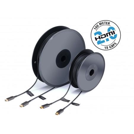 Optische HDMI 2.0 kabel 10 meter